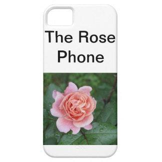 バラの電話 iPhone SE/5/5s ケース