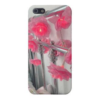 バラのIphone 5/5sの場合 iPhone 5 Cover