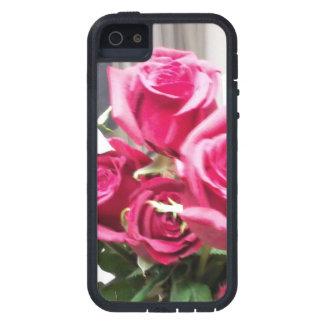 バラのiPhone 5/5S iPhone SE/5/5s ケース