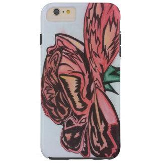 バラは赤いです TOUGH iPhone 6 PLUS ケース