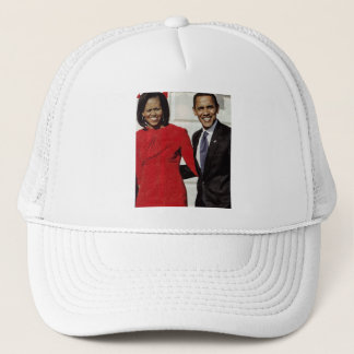 バラクおよびミシェールオバマの帽子 キャップ