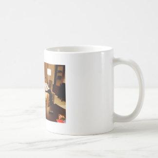 バラクおよびミシェールオバマ コーヒーマグカップ