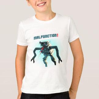 バラクによってはロボットが戦います Tシャツ