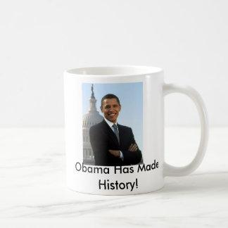 バラクのobamの米国大統領 コーヒーマグカップ