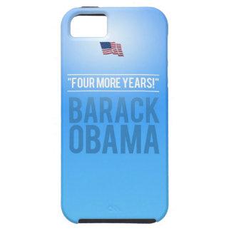 バラクオバマ- 4より多くの年のiPhone 5の場合 iPhone SE/5/5s ケース