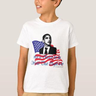 バラック・オバマか愛国心 Tシャツ