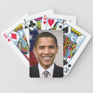 バラック・オバマのトランプ バイスクルトランプ
