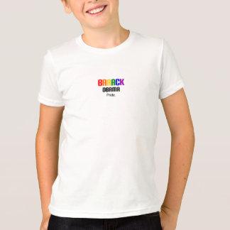 バラック・オバマのプライドの子供 Tシャツ