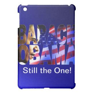 バラック・オバマのプロフィールの切り出し- AppleのカスタムなiPadカリフォルニア iPad Mini Case