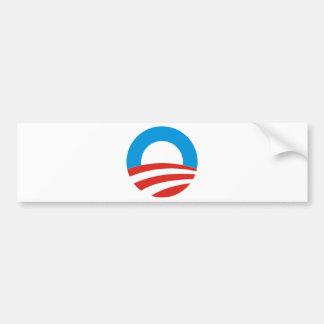 バラック・オバマの大統領米国のロゴの選挙2012年 バンパーステッカー