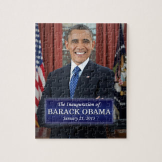バラック・オバマの就任式2013年 ジグソーパズル