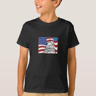 バラック・オバマの引用文 Tシャツ