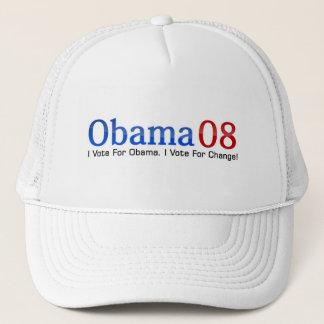 バラック・オバマの服装の帽子 キャップ