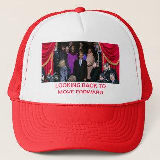 バラック・オバマの第2就任式見る背部帽子 キャップ