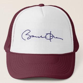 バラック・オバマの署名 キャップ