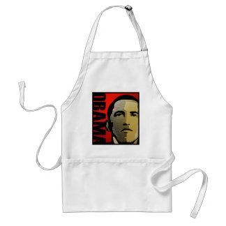 バラック・オバマの英雄 スタンダードエプロン