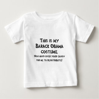 バラック・オバマの衣裳 ベビーTシャツ