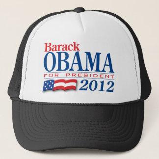 バラック・オバマの2012年の服装 キャップ
