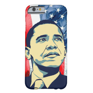 バラック・オバマのiPhone 6/6s Barely There iPhone 6 ケース