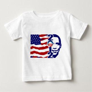 バラック・オバマのTシャツ ベビーTシャツ