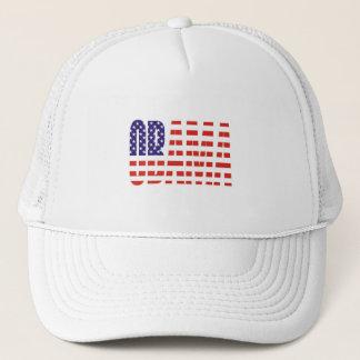 バラック・オバマサポート米国の旗はギフトをティーにのせます キャップ