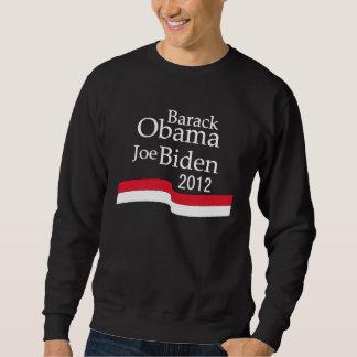バラック・オバマ及びジョセフ・バイデンの2012年のスエットシャツ スウェットシャツ
