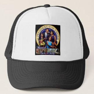 バラック・オバマ及び家族の帽子 キャップ
