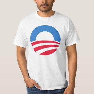 バラック・オバマ大統領のロゴのティー Tシャツ