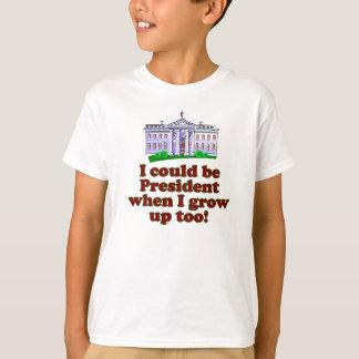 バラック・オバマ大統領の子供 Tシャツ
