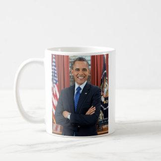 バラック・オバマ大統領の署名のマグII コーヒーマグカップ