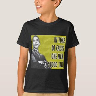 バラック・オバマ大統領の黄色 Tシャツ