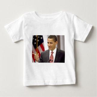 バラック・オバマ大統領 ベビーTシャツ