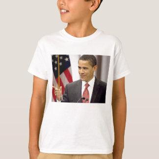 バラック・オバマ大統領 Tシャツ