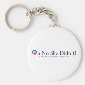 バラック・オバマ第一次Keychain キーホルダー