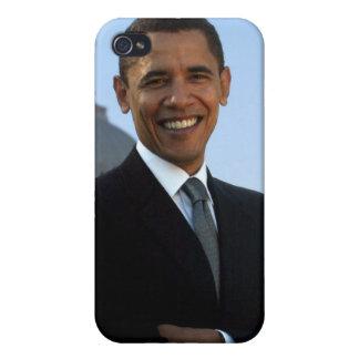 バラック・オバマ第44の米国大統領 iPhone 4/4S ケース