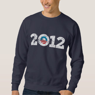 バラック・オバマ2012年の大統領 スウェットシャツ