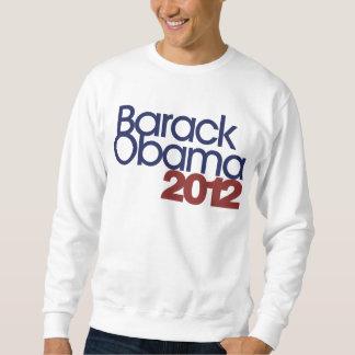 バラック・オバマ2012年 スウェットシャツ
