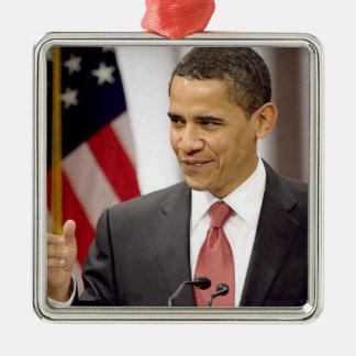 バラック・オバマ2012年 メタルオーナメント