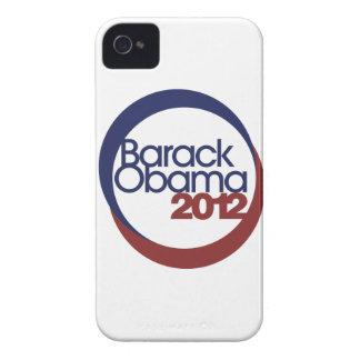 バラック・オバマ2012年 Case-Mate iPhone 4 ケース