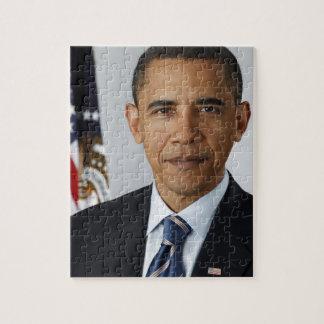 バラック・オバマ ジグソーパズル