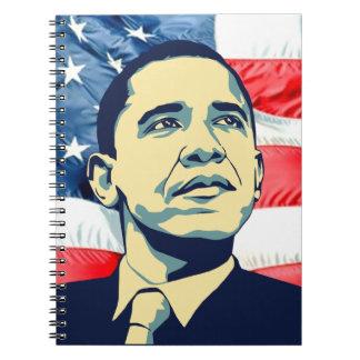 バラック・オバマ ノートブック