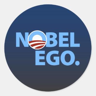 バラック・オバマ: ノーベル自我 ラウンドシール