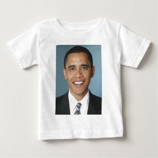 バラック・オバマ ベビーTシャツ