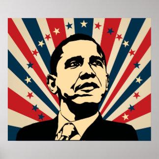 バラック・オバマ ポスター