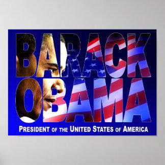 バラック・オバマ! ポスター