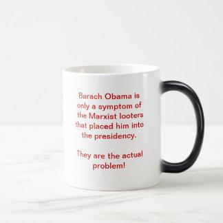 バラック・オバマ モーフィングマグカップ