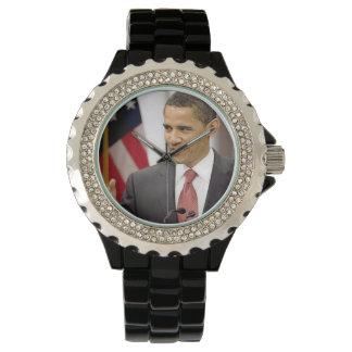 バラック・オバマ 腕時計