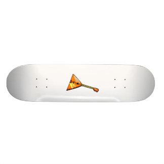 バラライカの弦楽器のグラフィックのイメージ スケートボードデッキ