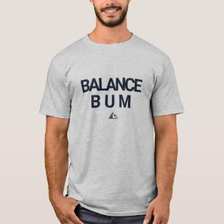 バランスのつまらないワイシャツ Tシャツ