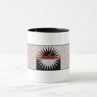 バランスのマグ マグカップ